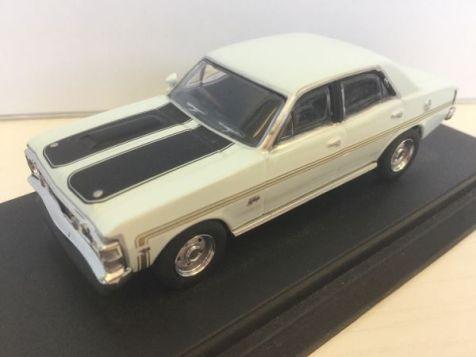 1:64 Biante - Ford Falcon XW GTHO Phase II - Diamond White - Item# B642102C