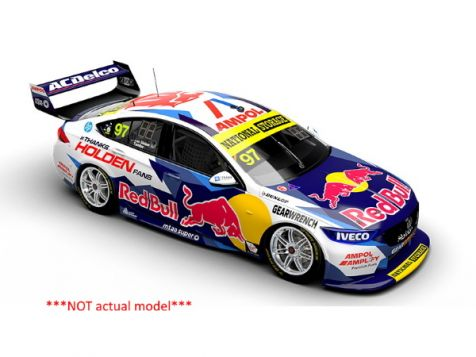 PREORDER 1:43 Classic Carlectables 2020 Holden ZB Commodore #888 Whincup/Lowndes
