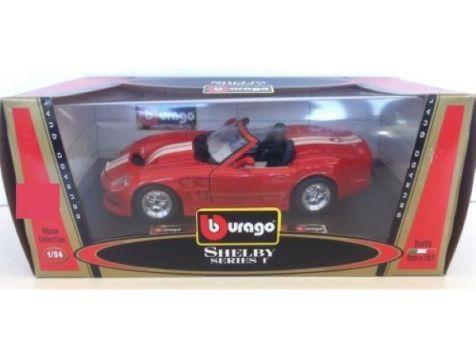 1:24 Bburago Shelby Series 1 #1523