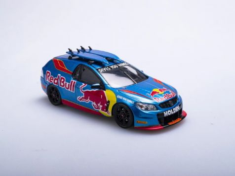 Project Sandman Tribute Edition in Red Bull Livery