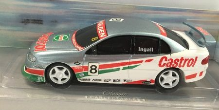 1:43 Classic Carlectables Castrol Racing Commodore - Russell Ingall diecast model