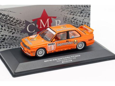 1:43 CMR 1992 BMW M3 (E30) Sport Evolution #19 Armin Hahne