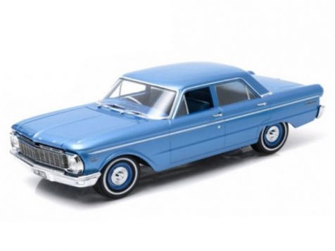 1:18 Diecast Distributors 1965 Ford XP Falcon Sedan Custom (Sealed Body) - Blue