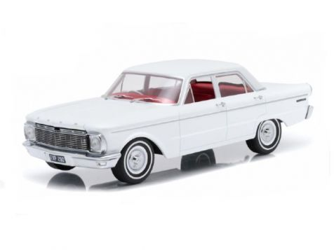 1:18 Diecast Distributors 1965 Ford XP Falcon Sedan (Sealed Body) - White diecast model