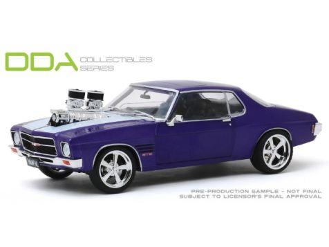 "1:24 DDA 1973 Holden HQ Monaro GTS ""HANFUL"" Street Machine"