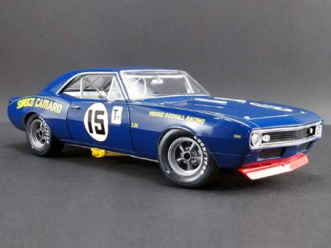 1:18 GMP 1967 Chevrolet Camaro #15 Mark Donohue