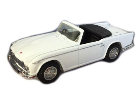 1:43 Dinky 1965 Triumph TR4A-IRS DY-20