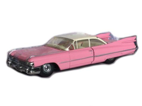 1:43 Dinky Toys 1959 Cadillac Coupe De Ville