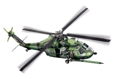 1:48 Forces of Valor U.S. MH-60G Pave Hawk - Elgin Airforce Base military Diecast model