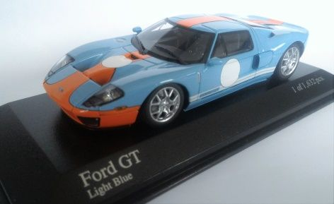 1:43 Minichamps 2006 Ford GT