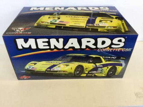 1:12 GMP 2006 Menards Corvette C5-R #5 Figge/Dalziel/Empringham