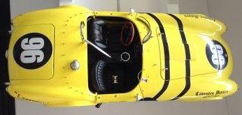 GMP 1:12 Shelby Cobra 289 Allen Grant #96 Executor G1202610