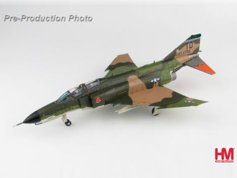 "1:72 Hobby Master McDonnell Douglas QF-4E Phantom II 2016 ""USAF Farewell"""