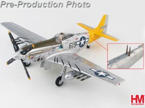 "1:48 Hobby Master P-51D Mustang ""Hon Mistake"" Iwo Jima 1945"