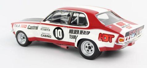 1:43 D4U/ACE 1973 Holden LJ Torana XU-1 V8 Beast # 10 Peter Brock