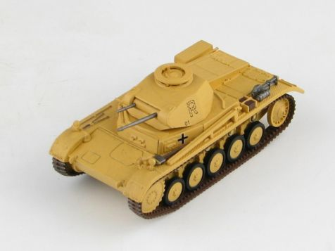 1:72 Hobby Master German Panzer II Ausf. F 7.Pz. Rgt., 10.Pz. Div., Tunisia 1943