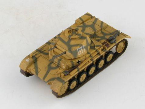 1:72 Hobby Master German Panzer II Ausf. F 6th Pz. Div., Zitadelle 1943