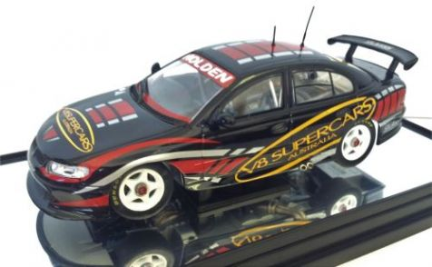1:43 Classic Carlectables Holden VX Commodore 2002 V8 Supercars Gala Awards 43561