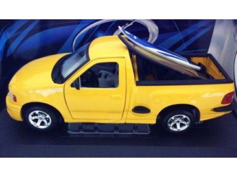 1:18 Maisto - Special Edition - Ford SVT F-150 Lightning Surfer - Yellow - 31141