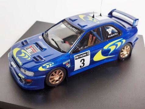 1:43 Trofeu Subaru Impreza WRC RAC 97 #3 1104