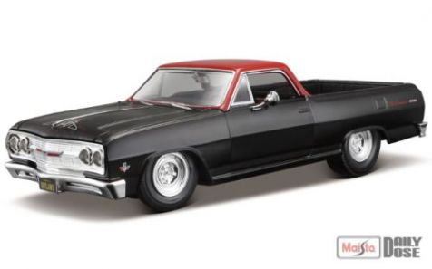 1:24 Maisto Outlaws 1965 Chevolet El Camino