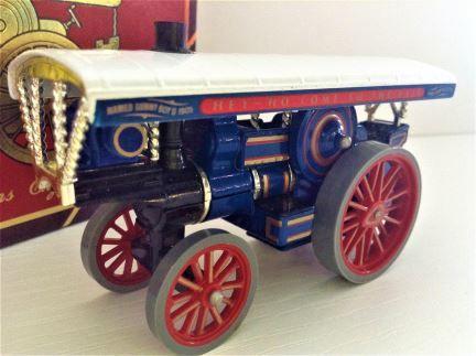 Matchbox - 1905 Fowler Showmans Engine - Limited Edition - Item# Y-19