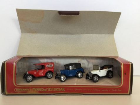 1:43 Matchbox Special Limited Edition Austin 7 Collection YS-65