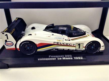 Peugeot 905 - Le Mans 1992 - Item #184770