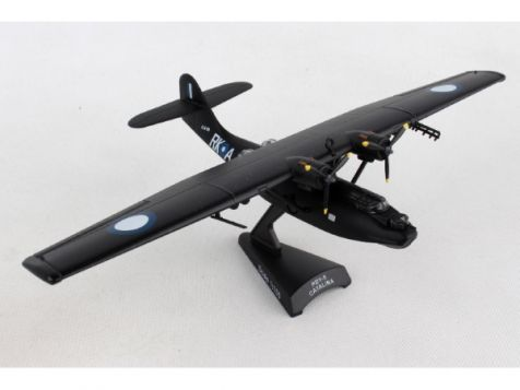 1:150 Daron PBY-5 Catalina Black Cat RAAF