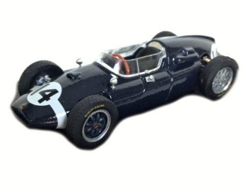 1:43 Brumm 1956 Jaguar D Type #14 Mike Hawthorn Le Mans