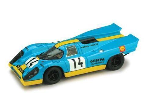 1:43 BRUMM Porsche 917K 1000 Km Monza 1970 Gesipa Racing Team #14 R422