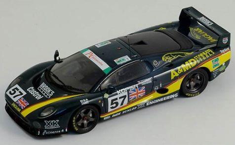 1:43 Spark Jaguar XJ220 C #57 Le Mans 1995 S0764