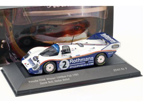 1:43 CMR 1983 Porsche 956K #2 Bellof/Bell 1000km Fuji