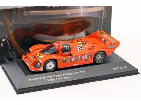 1:43 CMR 1984 Porsche 956B #19 Bellof/Stuck 1000km Imola Winner