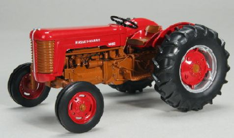 1:16 SpecCast Massey Harris 50 Gas Wide Front Tractor SCT353