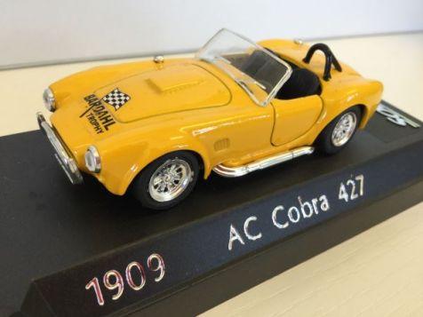 1:43 Solido AC Cobra 427 4533