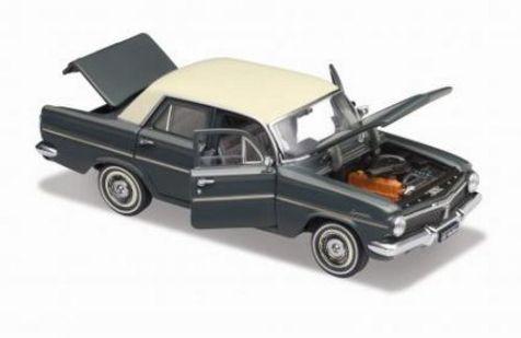 1:43 Trax Holden EH Holden Special Sedan - 1963 - Morwell Grey - TO01D diecast model car