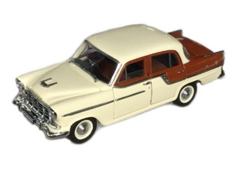 1:43 Trax 1958 FC Holden Special Sedan - Brown / Beige - TO02E