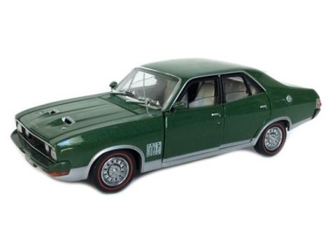 1:43 Trax Opal 1973 Ford XB Falcon GT Emerald Fire TO06C