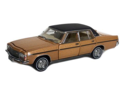 1:43 Trax Opal Series 1976 Holden HX Statesman De Ville - Contessa Gold Metallic - TO09 diecast model car