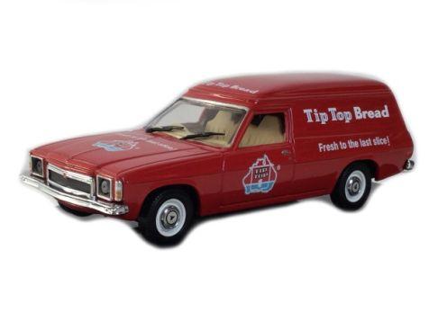 1:43 Trax Holden HZ Kingswood Van - 1977 - Tip Top Bread - TR12C diecast model car