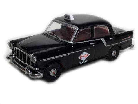 1:43 TRAX 1958 Holden FC Sedan - City Cab Hobart Taxis - TR13H