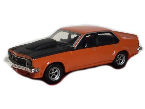 1:43 Trax Holden Torana LX SLR 5000 A9X - Orange with Black Bonnet -TR14H