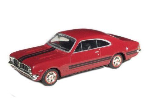 1:43 Trax Holden HT Monaro GTS - Spanish Red TR19B