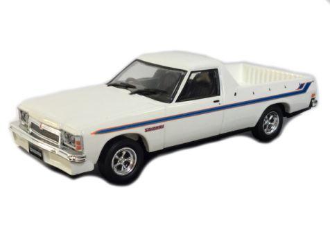 1:43 Trax HZ Sandman Ute - 1977 - Palais White - TR22D diecast model car
