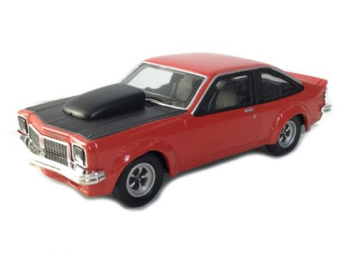 1:43 Trax Holden Torana LX  SS A9X Hatch - Flamenco Red - TR28D
