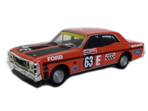 1:43 TRAX 1970 Ford XW Falcon GTHO Phase II #63E McPhee TR34C
