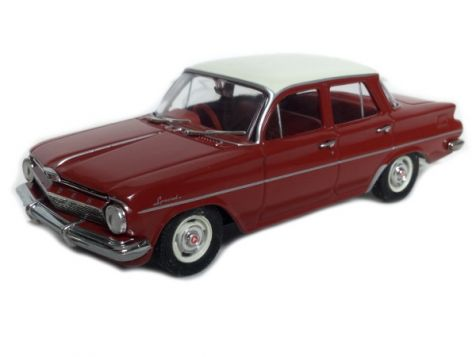 1:43 Trax - Holden EJ SPECIAL Sedan - Namatjira Red Special Ivory Roof - 1962 - TR39C