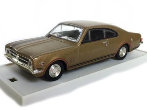 1:43 Trax Holden Hk Monaro Inca Gold 1968 - TR3B diecast model