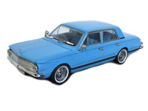 1:43 TRAX Chrysler AP5 Valiant Regal - Light Blue Regal - TR80C